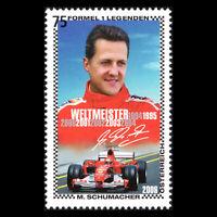 Austria 2006 - Formula 1 Michael Schumacher - Sc 2076 MNH
