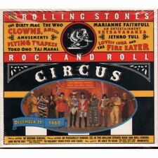 THE ROLLING STONES ROCK N ROLL CIRCUS 19 TRACK CD AS NEW THE WHO TAJ MAHAL