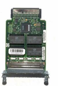 Cisco HWIC-4T1/E1 4-Port High Speed WAN Interface Card