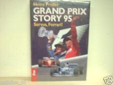 Grand Prix Story 95 von Heinz Prüller - Formel 1
