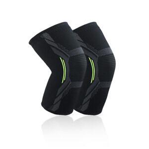 SHIWEI® 1x Kniebandage Kniestütze Knieschoner Kniegelenk Sport Bandage Schutz