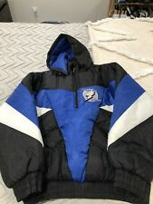 Men's Tampa Bay Lightning Pro Player Medium Pullover Jacket Vintage Throwback