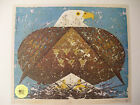 Signed Limited Edition 1976 Bicentennial Bald Eagle Print by Ted Burnett 97/600
