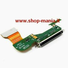 3G-19 FLAT FLEX DOCK CONNETTORE USB RICARICA DATI RICAMBIO PER IPHONE 3G NERO