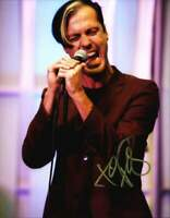 Fitz and The Tantrums Michael Fitzpatrick signed 8x10 photo |CERT  A0004