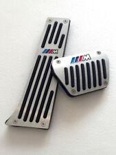 M Power Alu Pedale Automatik für BMW Aluminium KEIN BOHREN E60 E61 E70 E90 E92