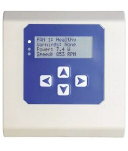 Fan Speed Controller, Modbus Display and Control Device, EBM-PAPST Fans CN1116