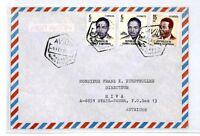 CM185 1982 *EQUATORIAL GUINEA* Air Mail MIVA Missionary Cover