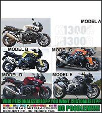 kit adesivi stickers compatibili k 1300 r