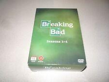BREAKING BAD COMPLETE SEASONS 1-4 DVD BOX SET