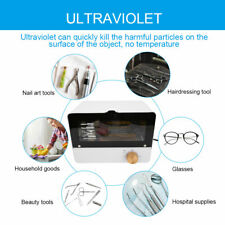 Temporizador Esterilizador Ultravioleta Desinfección Caja slaon Spa Gabinete de esterilización ultravioleta