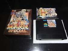 Fatal Fury Special  SNK Neo-Geo AES Japan