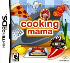 Cooking Mama Nintendo DS Great Condition Complete Fast Shipping