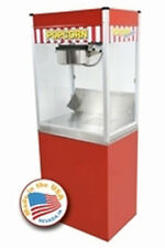 COMMERCIAL 16 OZ POPCORN MACHINE THEATER POPPER STAND PARAGON CLASSIC POP CLP-16