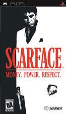 Scarface:Money.Power.Respect (Sony PSP, 2006)E0460