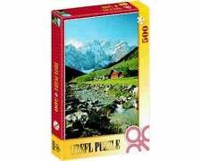 Trefl 37025. Puzzle 500 piezas. Paisaje montañoso