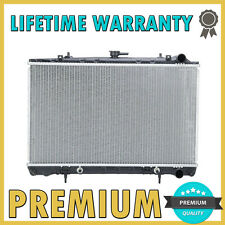 Brand New Premium Radiator for 89-90 Nissan 240SX 2.4 L4 Coupe Convertible Hatch