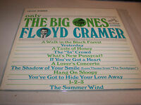 Floyd Cramer Only The Big Ones LP NM RCA Victor 1966 LSP-3533