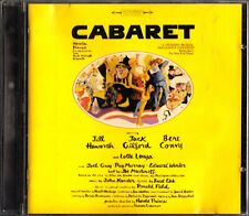 Cabaret: Orig Broadway Cast Recording Musical 1966 CD Jill Haworth Jack Gifford