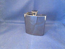 THINGS REMEMBERED Stainless Steel 7 oz Monogrammed Hip Flask