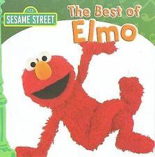 ELMO FROM SESAME STREET/SESAME STREET - THE BEST OF ELMO * NEW CD