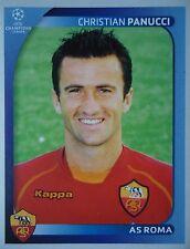 Panini 455 Christian Panucci AS Roma UEFA CL 2008/09