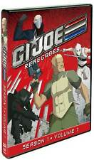 GI JOE: RENEGADES SEASON ONE VOL 1 (Jason Marsden) - DVD - Region 1 Sealed