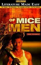 Literature Made Easy: Of Mice and Men John Steinbeck d1