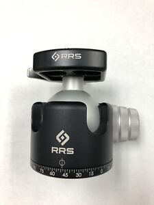 Really Right Stuff RRS BH-55 Ball Head LR in Case