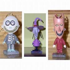 Lock ShocK & Barrel  Nightmare Before Christmas 3  Bobble Heads