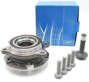 SKF Radlager + Radnabe Radlagersatz vormontiert vorne Audi A4 8K B8 A5 A6 4G Q5