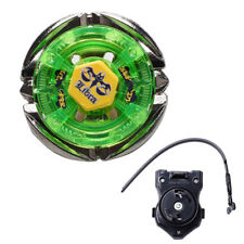4D Metal Fusion Fight Beyblade BB48 Flame LIBRA With 3013PSL Power Launcher