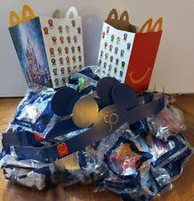 *Volume Discounts* McDonald'S Disney World 50Th Anniversary Happy Meal Toys 2021