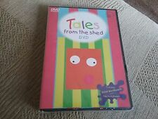 tales from the shed dvd new and sealed