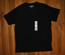 New Mens EDDIE BAUER Black Pocket Basic T Shirt Sz 3XL XXXL