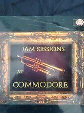 JAZZ SESSIONS AT COMMODORE  1969  Decca ZAHC179  Bud Freeman, Bobby Hackett etc.