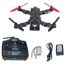 Assembled Full Kit 250mm Q250 PRO Carbon Fiber RFT RC Drone Quadcopter F11858-M