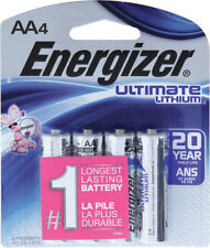 Energizer Ultimate Lithium AA Battery L91SBP-4