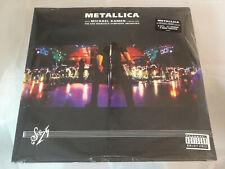 Metallica S&M w/ San Francisco Orchestra Sealed Records LP USA 2014 Hype Orig