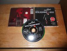"""LOU REED """"Metal Machine Music"""" CD RCA EUROPE 1992"""