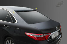 Acrylic Rear Window Visor Roof Spoiler for 04/2 015 - 2017 Toyota Camry