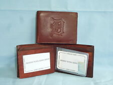 DETROIT TIGERS   Leather BiFold Wallet    NEW   dkb 5z