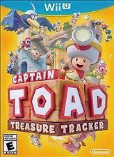 Captain Toad: Treasure Tracker *Brand New* (Nintendo Wii U, 2014)