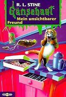 Gänsehaut - Mein unsichtbarer Freund von R. L. Stine | Buch | Zustand gut