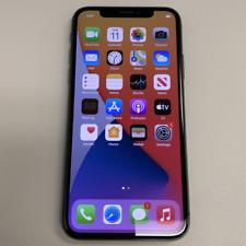 Apple iPhone X - 256GB - Gray (Unlocked) (Read Description) CA1018