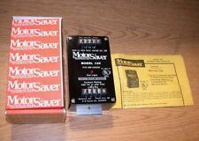 SYMCOM MOTORSAVER 140 MS140000 3 PHASE Motor saver phase protector Free S&H