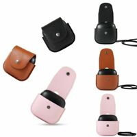 360° Protective Cover Skin Leather Case with Lanyard for Beats Powerbeats Pro