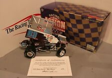 1998 Danny Lasoski Beef Packers 1/18 Sprint Car Diecast Autographed