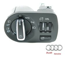 AUDI A3 8P / TT / TTS 2006 - 2014 Headlight Switch Headlamp 8J1941531G5PR