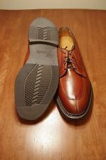 NIB Allen Edmonds 'Ashton' Dark Chili Oxford Goodyear Handmade in USA US7D Alden